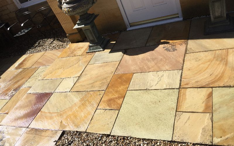 Patio Repair Worcester, Worcestershire