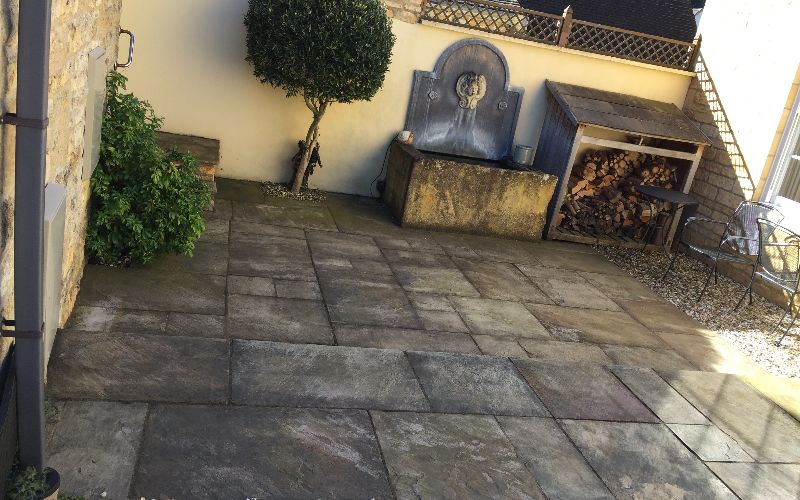 Patio Cleaning Worcester, Worcestershire