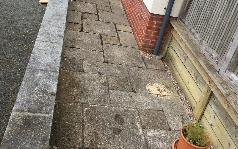 Pressure Washing Redditch, Worcestershire