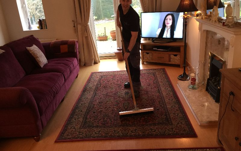 Rug Cleaning Worcester, Worcestershire