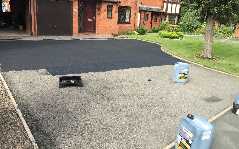 Tarmac Cleaning & Restoration Worcester, Worcestershire