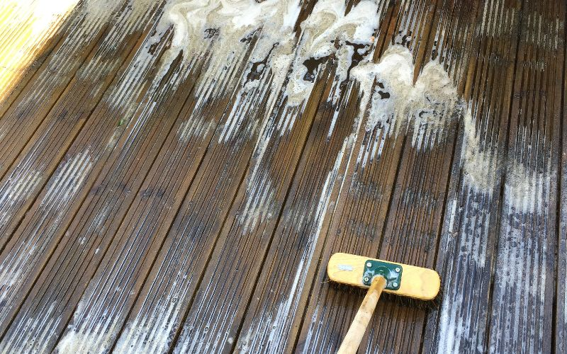 Wood Cleaning Worcester, Worcestershire